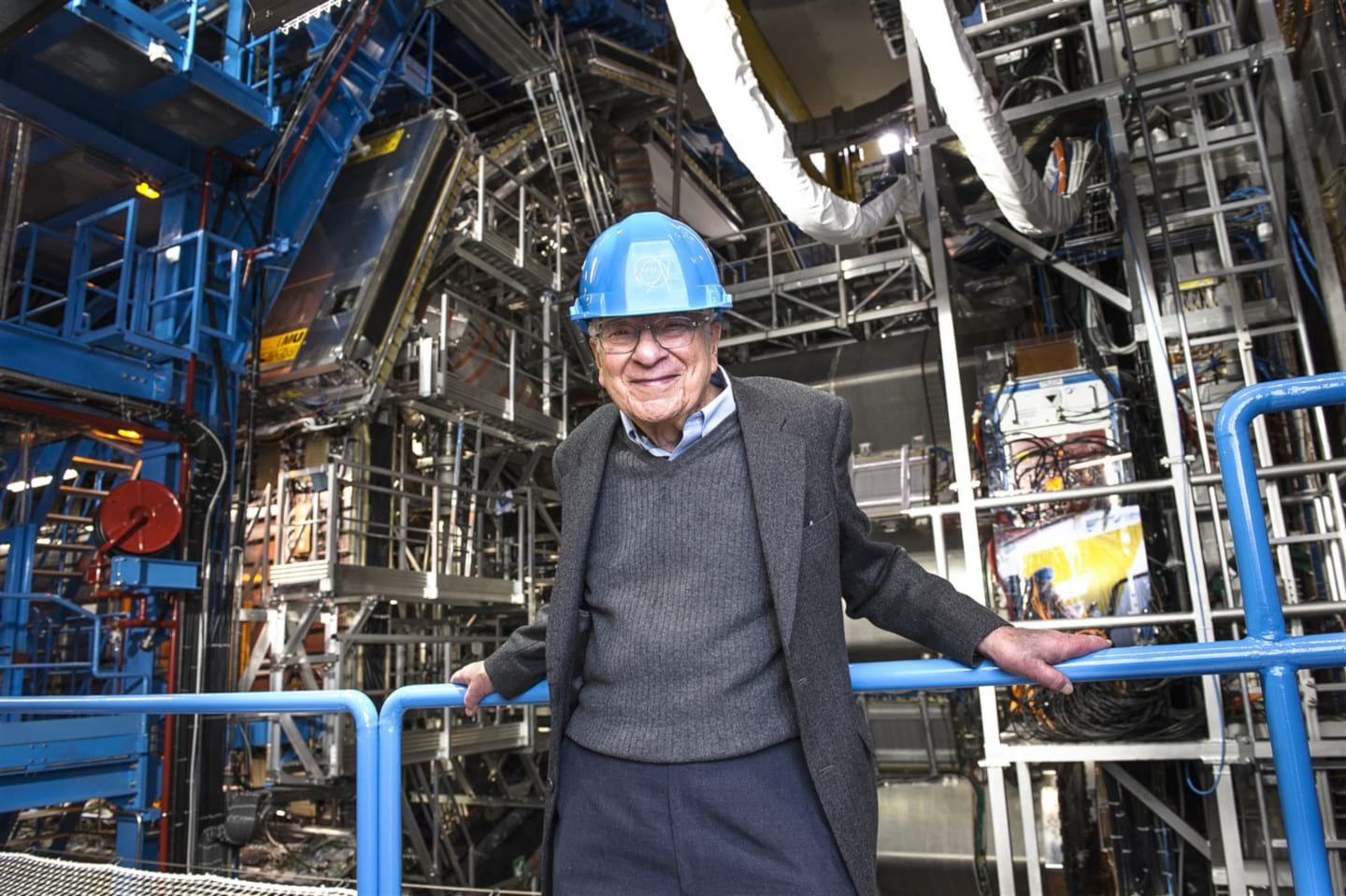 CERN pays tribute to Murray Gell-Mann