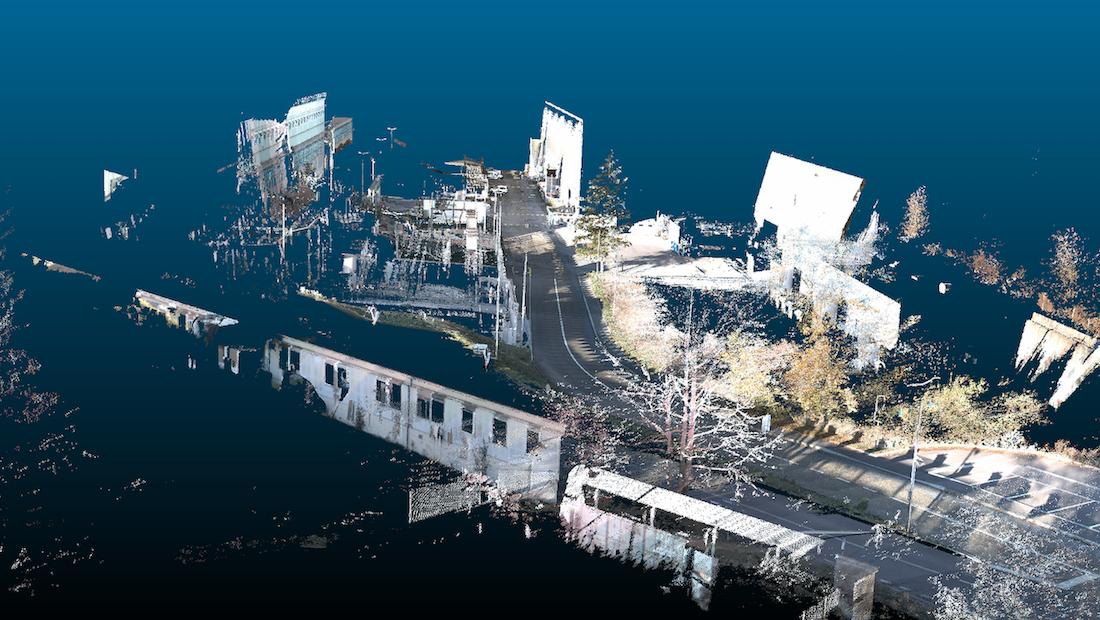 Nouvelles images panoramiques du CERN