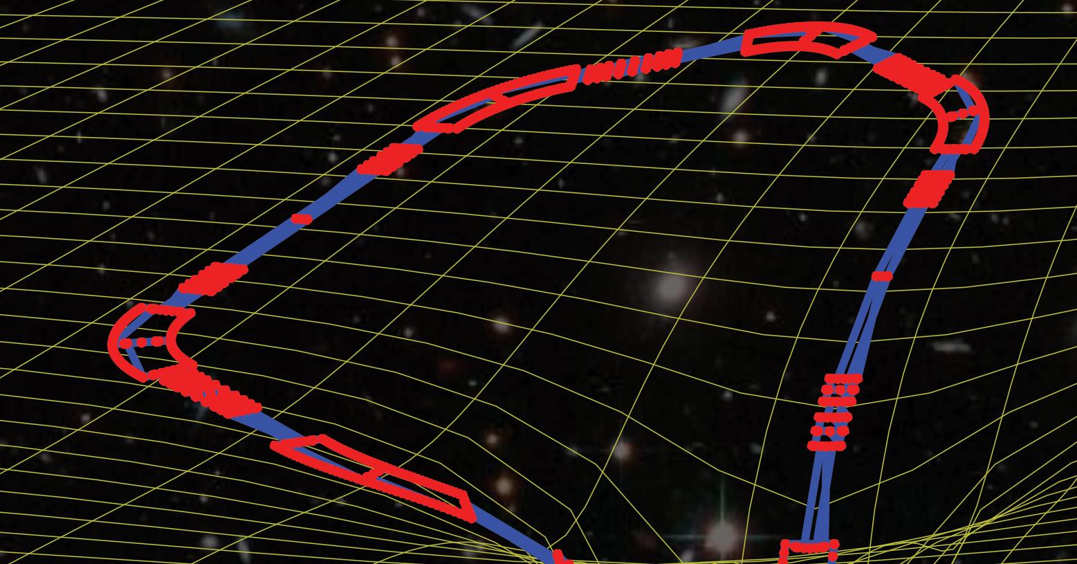 Quand les accélérateurs rencontrent les ondes gravitationnelles