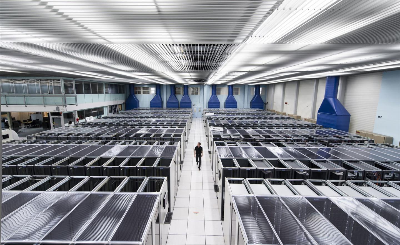 CERN computer center