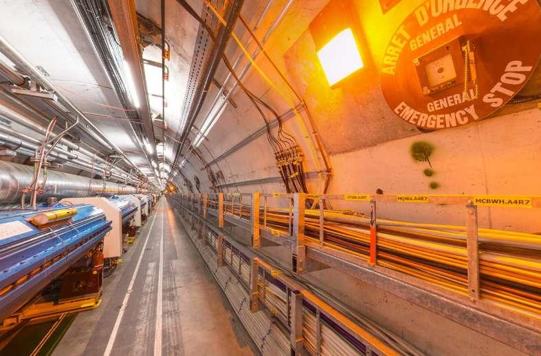 Cern Hadron Collider Tours