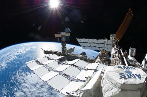 AMS reveals properties of iron cosmic rays
